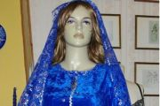 ABITO ORIENTALE FEMMINILE art 07