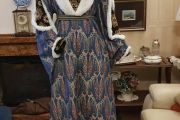 Abito Costume Storico Medievale femminile ART. QF 021