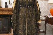 Abito Costume Storico Medievale femminile Art QF 029
