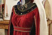 Abito Medievale Femminile 1400