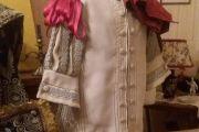 Abito costume storico fine 1600 ( re sole )