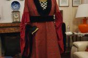 Abito Costume Storico Medievale femminile Articolo QF 020