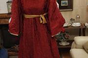 Abito Costume Storico Medievale femminile Art QF 025