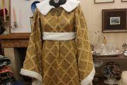 Abito Costume Storico Medievale femminile Art QF 028