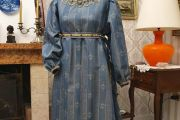 Abito Costume Storico Medievale femminile Art 035
